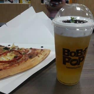 Pizza+ trà sữa của ngan.do.129357 tại 366 Phan Văn Trị, phường 5, Quận Gò Vấp, Hồ Chí Minh - 2900500