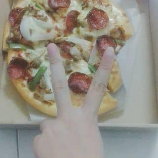 Pizza xúc xích rau củ của truc152016 tại Big C Cần Thơ – Lô 1, Khu Dân Cư Hưng Phú 1, Quận Cái Răng, Cần Thơ - 354206