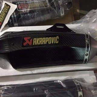 Pô Akapovic Carbon H2r  của namnguyen909 tại Hồ Chí Minh - 3841903
