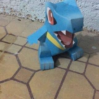 Pokemon-Totodile của ahodori tại Tam hà, Quận Thủ Đức, Hồ Chí Minh - 2940844