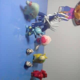 Pôkemon va hinh thu de thuong của kieuthoa11 tại Phú Yên - 3121021