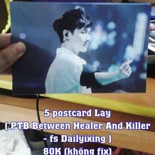 Postcard EXO Lay của yonghee920 tại Hải Phòng - 1040224