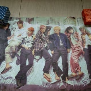 Poster Official Wings BTS của phuongthao785 tại Hồ Chí Minh - 2501593