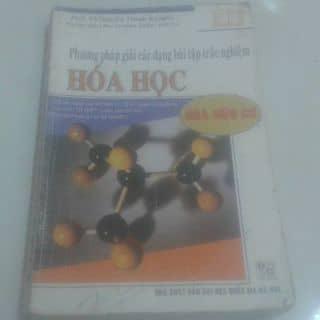 Pp giải các dạng bài tập trắc nghiệm Hóa Học của tanghuynhnhu1 tại Cần Thơ - 2067673