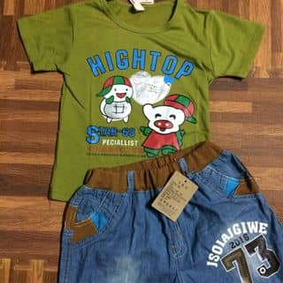 Quần áo trẻ em Boy của zinhanh tại Nguyễn Trãi, Thành Phố Bắc Ninh, Bắc Ninh - 3053306