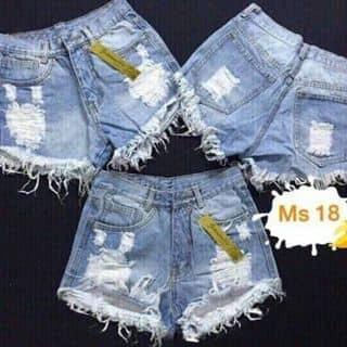 Quần short jeans của duyena7 tại Sóc Trăng - 2767025