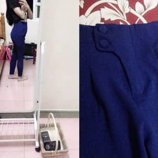 Quần vải cạp cao mặc sơ vin tôn dáng lắm ạ đảm bảo k xù ❤️❤️❤️❤️ của huonghoang100 tại Sơn La - 1898370