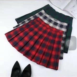 Quần váy caro xếp li tenis của nguyenngoc987 tại Vĩnh Long - 2927676