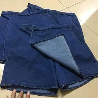 Quần váy jean của luongbaomy tại 249 Nguyễn Văn Luông,  P. 11, Quận 6, Hồ Chí Minh - 2487127