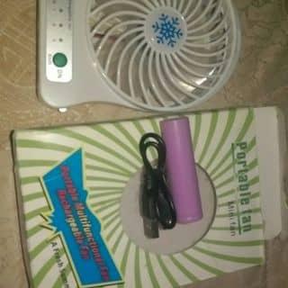 Quạt USB 3 cấp độ gió của lethimyan tại 70 Trần Phú, TT Chí Thạnh, Huyện Tuy An, Phú Yên - 799377