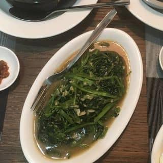 rau muống xào tỏi của joon tại 25 Nguyễn Trãi, Bến Thành, Quận 1, Hồ Chí Minh - 3182181