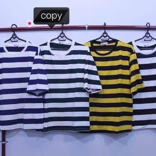 💢 Restock Oversize Striped    ▪️Chất: Cotton 4 chiều   ▪️Size: M L XL của tranthithuytram tại Bình Định - 2009775