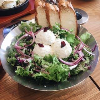 Ricotta Salad của thuydoan94 tại 200 Nguyễn Trãi, Phạm Ngũ Lão, Quận 1, Hồ Chí Minh - 3445146