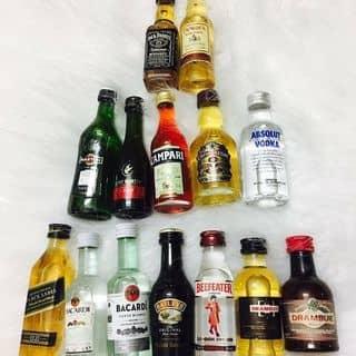 Rượu mini hàng nhập của h4ngxjnh tại Hồ Chí Minh - 2483761