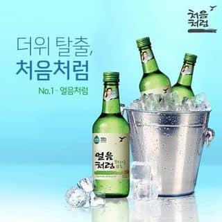Rượu soju Chum churum của bongbongkitchen tại Hồ Chí Minh - 3925026