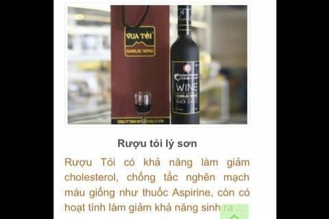 Rượu tỏi đen - 1825782 vodung32 - Trường Đại học Tài chính - Kế toán - Trường Đại học Tài chính - Kế toán, Huyện Tư Nghĩa, Quảng Ngãi