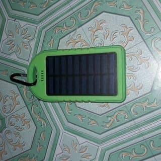 Sạc dự phòng..sài năng luong mặt troi..điện của duy1994 tại Đắk Lắk - 1726265