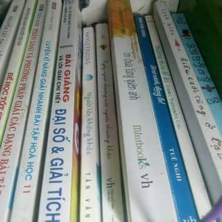 Sách của mnin tại Lộ Vòng Cung, Quận Cái Răng, Cần Thơ - 3160917