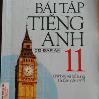 Sach bai tap tieng anh 11 của kitty1999 tại Quảng Ngãi - 791950