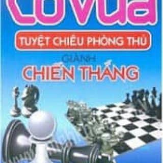Sách cờ vua~chế độ phòng thủ giành chiến thắng của maivan32 tại Đồng Nai - 1790265