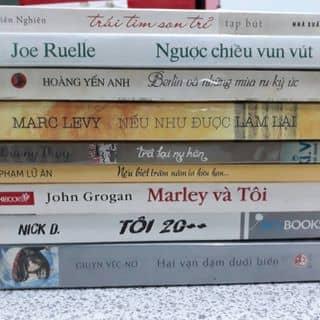 Sách cũ của phuonguyen10091311 tại Chợ Bà Chiểu, Quận Bình Thạnh, Hồ Chí Minh - 3855610