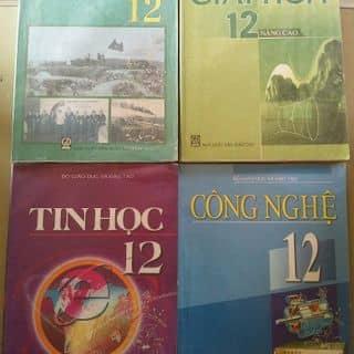 Sách cũ lớp 12 của huanledam tại Phú Yên - 1229654