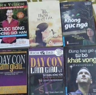 Sách cũ sale 30% - 50% của quynhnhu418 tại Hồ Chí Minh - 3027812