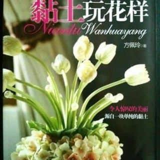SÁCH DẠY LÀM HOA ĐẤT SÉT - MÃ SỐ 1129  của shopnucong tại Hồ Chí Minh - 2649721