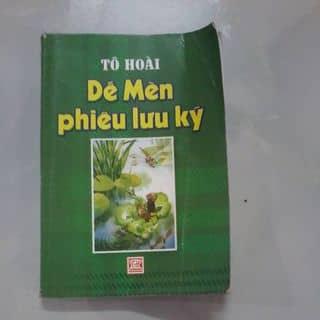 Sách Dế Mèn Phiêu Lưu Ký của kimtaehyung36 tại Hồ Chí Minh - 3853631