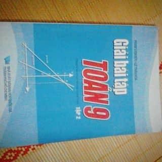 Sách giải bt toán 9 của djsstonytruong tại Tam Đảo, Thành Phố Vĩnh Yên, Vĩnh Phúc - 1257749