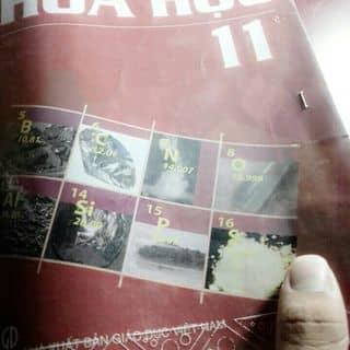 Sách giáo khoa hóa học 11 của tranhauduc tại Hà Tĩnh - 1228608