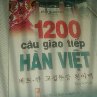 Sách giao tiếp tiếng hàn của nhulatanghinh tại Hồ Chí Minh - 2907590