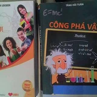 Sách gốc. Còn mới lắm ạ. Mình học qua rồi nên share lại. Giá cả thương lượng ạ. của phuonguyen02 tại Chợ Trảng Bàng, Huyện Trảng Bàng, Tây Ninh - 2360208