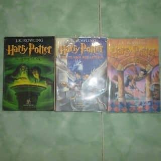 Sách Harry Potter của moonsailorvip tại Hồ Chí Minh - 3445132