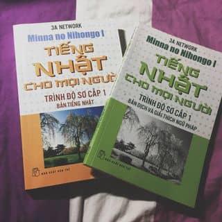 Sách học tiếng nhật cơ bản của phuongtrandl tại Hồ Chí Minh - 2104640