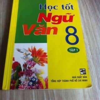 Sách học tốt ngữ văn 8 tập 1 của kieugiang3 tại Đồng Nai - 3407006