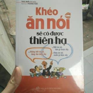 Sách khéo ăn nói sẽ có được thiên hạ của votrongtinh tại An Giang - 2897626
