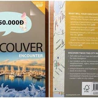Sách Lonely Planet Vancouver Encounter của ngocphung25 tại Hồ Chí Minh - 804821