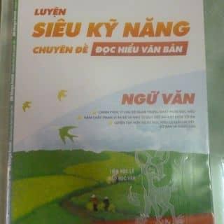 Sách luyện thi ĐH Ngữ Văn chuyên đề đọc hiểu của Megabook của moonsailorvip tại Hồ Chí Minh - 2682404