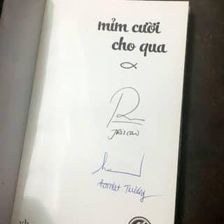 Sách Mỉm cười cho qua- Hamlet Trương  của anhthu8645 tại Đồng Nai - 1055128