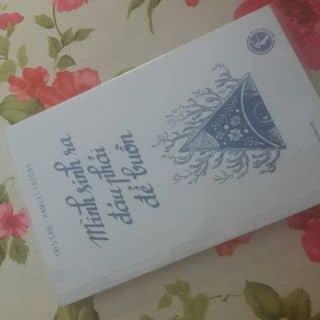 Sách mình sinh ra đâu phải để buồn  của tienanh1202 tại Hồ Chí Minh - 3181974