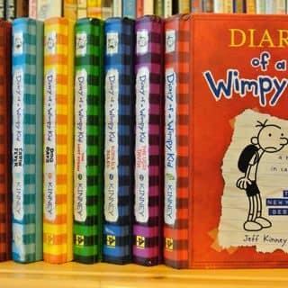 Sách Ngoại Văn - Wimpy Kid của sachcu tại Công trường Quốc Tế, phường 6, Quận 3, Hồ Chí Minh - 2907309