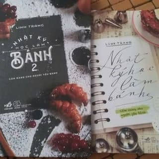 Sách nhật ký học làm bánh phần 1,2 của thanthienthao1 tại Quảng Ninh - 935025