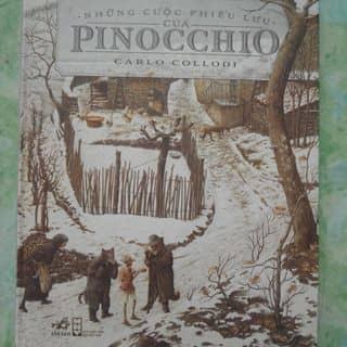 """Sách """"Những cuộc phiêu lưu của Pinocchio"""" của nguyenvantuandanang tại Hồ Chí Minh - 2902686"""