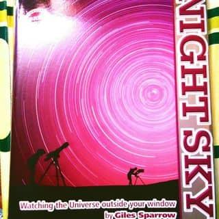 Sách NIGHT SKY của nhocxjnhjeany tại 360 Trần Phú, Quận 5, Hồ Chí Minh - 2488325