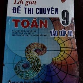 Sách ôn luyện thi toán 9 vào 10 của xoandinh tại An Giang - 2349711