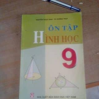 Sách Ôn tập Hình Học 9 của khanhngocnguyen7 tại Hải Phòng - 3461633