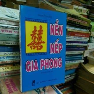 Sách Phong Tục - Văn Hóa - Sách Cũ  của hang_anh tại Gần ngã tư cầu Bông, Quận Bình Thạnh, Hồ Chí Minh - 3430447