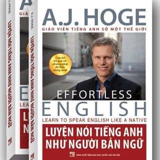 Sách phương pháp học tiếng anh với chuyên gia số 1 thé giới của tram_anh_kun tại Shop online, Huyện Nghi Xuân, Hà Tĩnh - 1252418