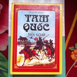 Sách Tam Quốc Diễm Nghĩa của nguyenthangquyet tại Vĩnh Phúc - 2959451